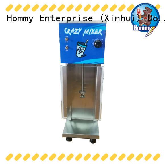 delicate appearance ice cream blender machine frozen dessert supplier for coffee shops