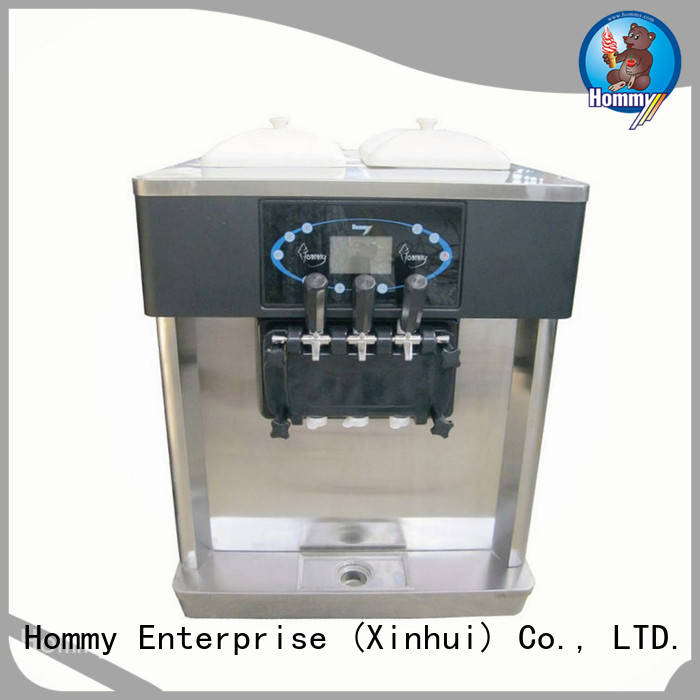 Hommy automatic ice cream machine for sale manufacturer for restaurants