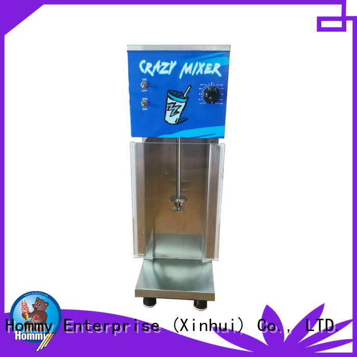 Hommy high quality mcflurry machine price 5 star reviews for coffee shops