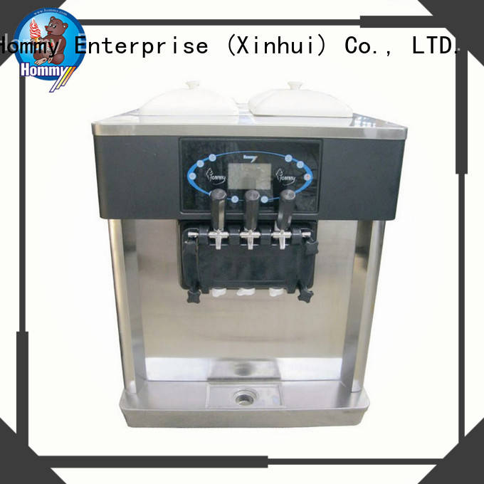 directly factory price commercial ice cream machine renovation solutions for smoothie shops