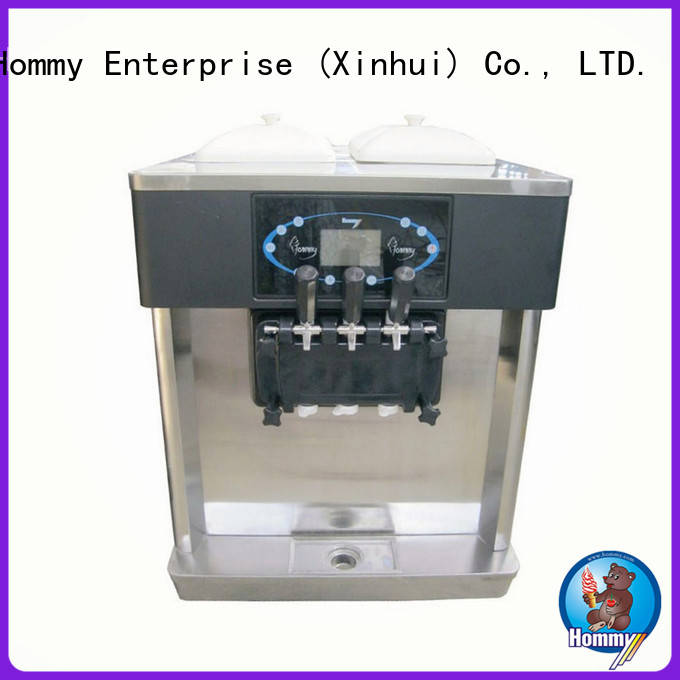 directly factory price commercial ice cream machine hm706 manufacturer for ice cream shops