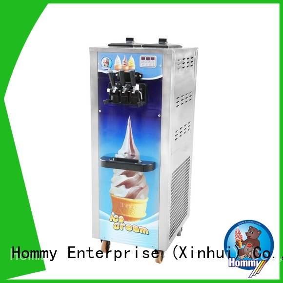 unreserved service ice cream machine for sale manufacturer for supermarket