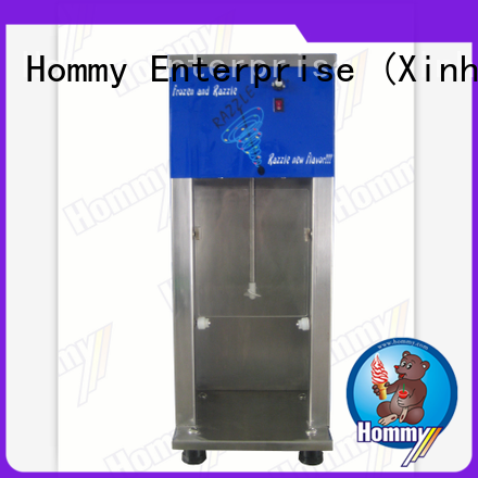 delicate appearance ice cream mixer machine great efficient factory for frozen yogurt shops