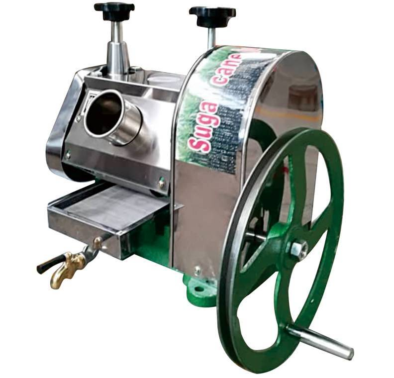 ZJ130  Sugarcane  juice machine by hand