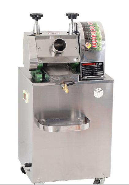 ZJ140 Sugarcane juice machine  commercial