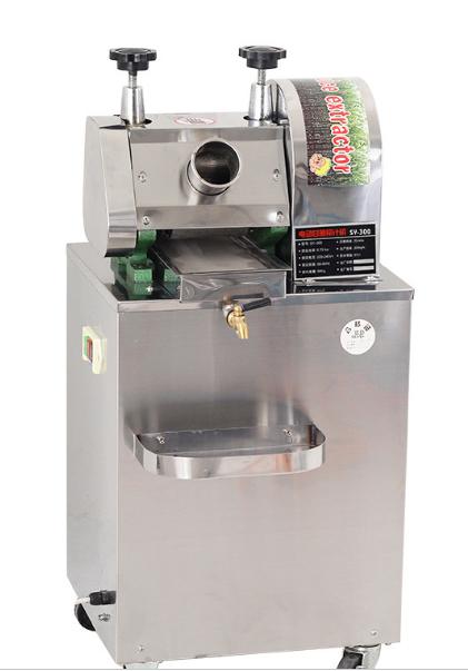 ZJ140 Sugarcane juice machine  commercial