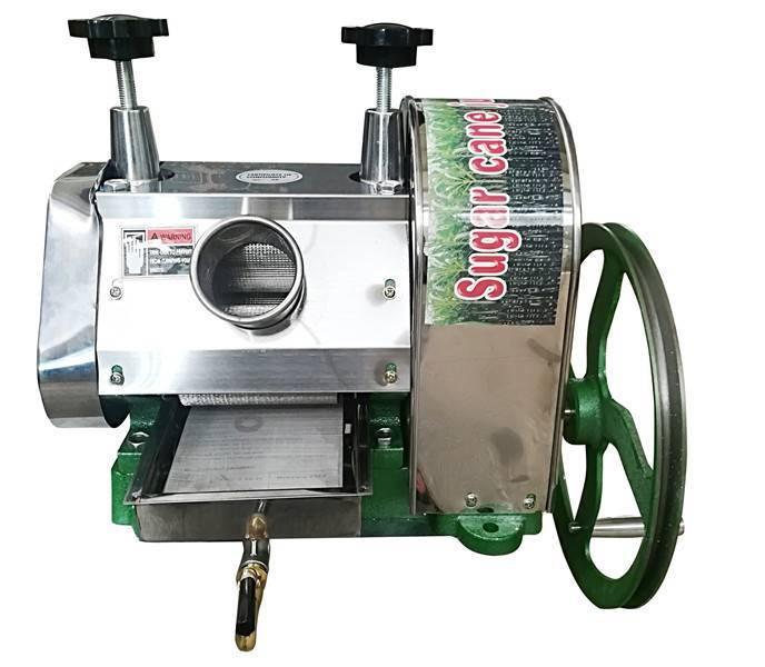 ZJ130  Sugarcane  juice machine by hand
