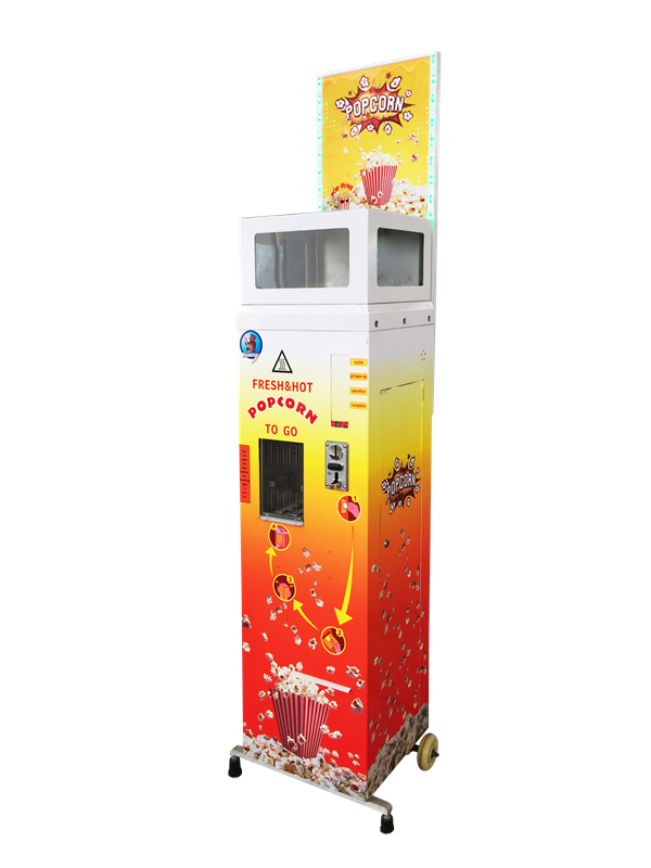 HM-PC-18 vending popcorn machine