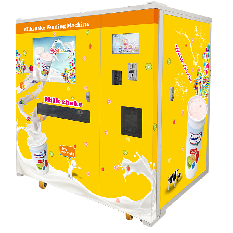 HM160A Vending milkshake machine