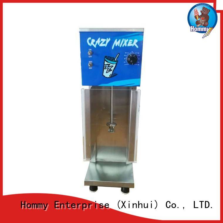 favorable price ice cream blender great efficient factory for ice cream stands