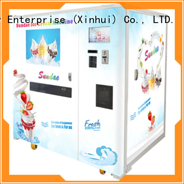 most popular automatic vending machine automatic supplier for beverage stores