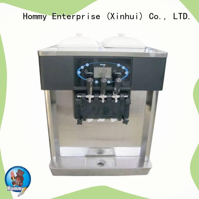 directly factory price frozen yogurt machine automatic manufacturer for restaurants