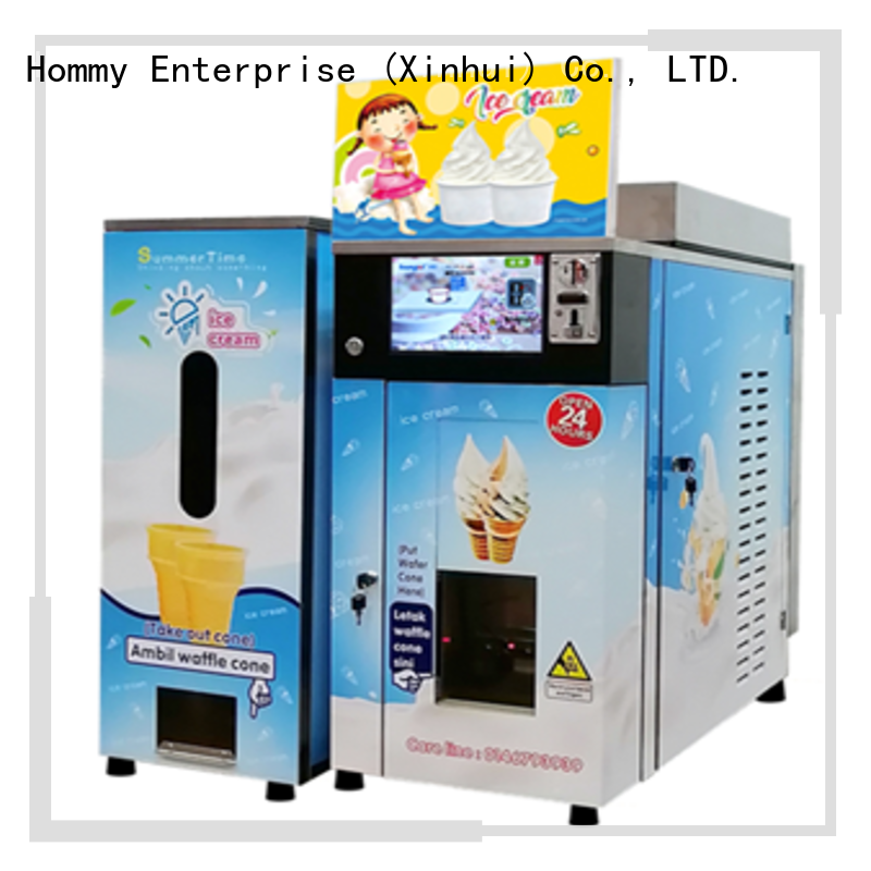 quality assurance vending machine companies manufacturer for hotels